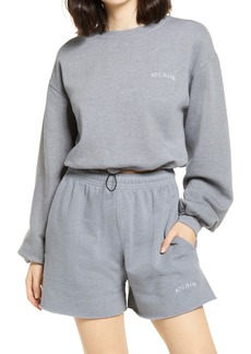 Urban Outfitters Exclusives BDG Urban Outfitters Bubble Hem Sweat Top