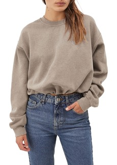 Urban Outfitters Exclusives BDG Urban Outfitters Bubble Hem Sweatshirt