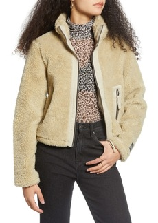 Urban Outfitters Exclusives BDG Urban Outfitters Contrast Panel Fleece Jacket
