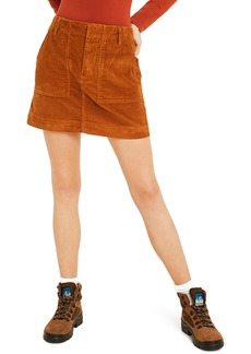 Urban Outfitters Exclusives BDG Urban Outfitters Corduroy Utility Skirt