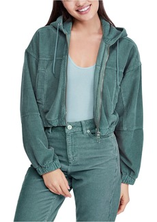 Urban Outfitters Exclusives BDG Urban Outfitters Crop Corduroy Bomber Jacket