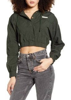 Urban Outfitters Exclusives BDG Urban Outfitters Crop Poplin Jacket