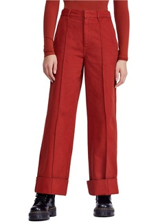 Urban Outfitters Exclusives BDG Urban Outfitters Deep Cuff Wide Leg Pants