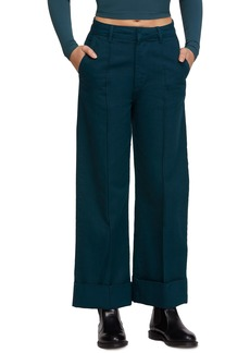 Urban Outfitters Exclusives BDG Urban Outfitters Deep Cuff Wide Leg Trousers