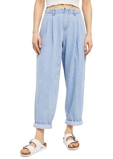 Urban Outfitters Exclusives BDG Urban Outfitters Drew Jeans (Chambray Blue)