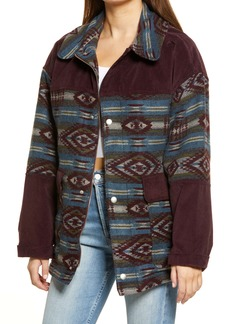 Urban Outfitters Exclusives BDG Urban Outfitters Dylan Donkey Tapestry Jacket