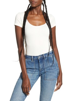 Urban Outfitters Exclusives BDG Urban Outfitters Ella Ribbed Bodysuit