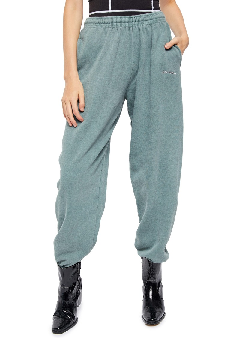 Urban Outfitters Exclusives BDG Urban Outfitters Fleece Track Jogger Pants