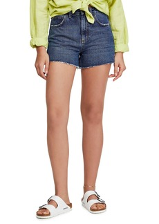 Urban Outfitters Exclusives BDG Urban Outfitters High Waist Denim Mom Shorts