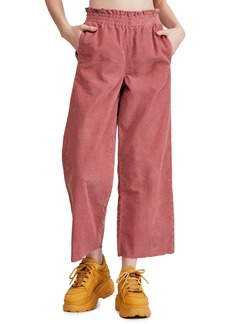 Urban Outfitters Exclusives BDG Urban Outfitters Paperbag Waist Corduroy Trousers