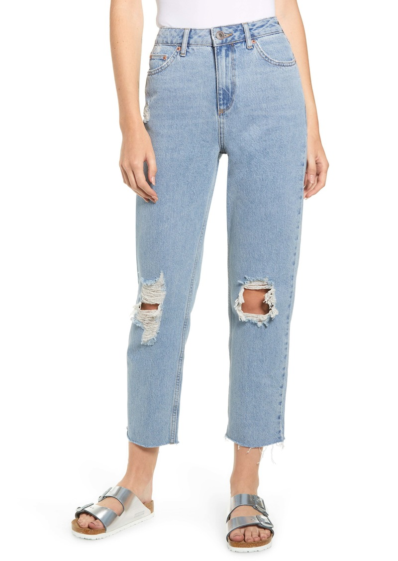 BDG Urban Outfitters Pax Ripped High Waist Jeans