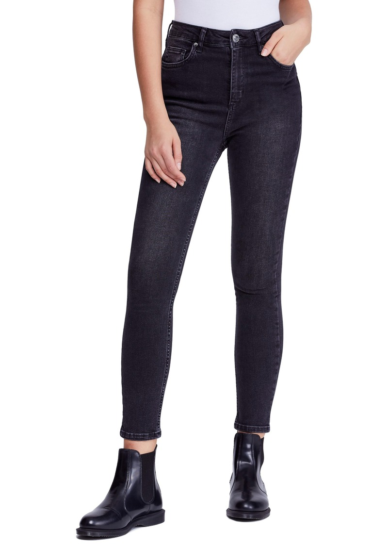 56cb6feb3f8 Urban Outfitters Exclusives BDG Urban Outfitters Pine High Waist Skinny  Jeans (Carbon)