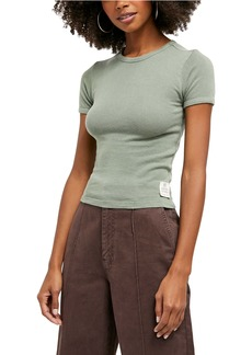 Urban Outfitters Exclusives BDG Urban Outfitters Ribbed Baby Tee