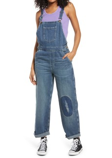 Urban Outfitters Exclusives BDG Urban Outfitters Rip & Repair Dungaree Overalls