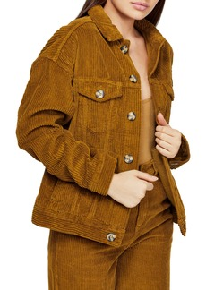 Urban Outfitters Exclusives BDG Urban Outfitters Western Corduroy Jacket