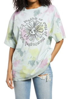 Urban Outfitters Exclusives BDG Urban Outfitters Women's World Is Full Dad Graphic Tee