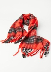 Urban Outfitters Exclusives Brushed Plaid Scarf