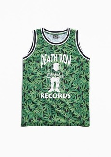 Urban Outfitters Exclusives Death Row Records Mesh Basketball Jersey