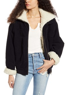 Urban Outfitters Exclusives Free People Corduroy Utility Jacket