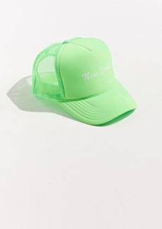 Urban Outfitters Exclusives New York Trucker Hat