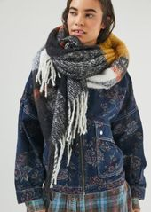 Urban Outfitters Exclusives Paloma Plaid Scarf