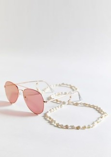 Urban Outfitters Exclusives Shell Sunglasses Chain