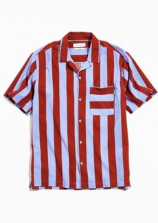 Urban Outfitters Exclusives UO Bold Awning Stripe Shirt