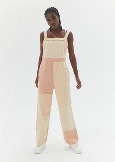 Urban Outfitters Exclusives UO Kristen Patchwork Overall