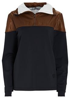 Vaara Jamie Half-Zip Hooded Sweatshirt