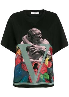 Valentino x Undercover kiss VLOGO T-shirt