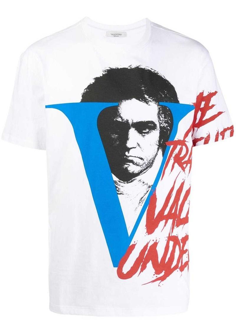 Valentino x Undercover VVV print T-shirt