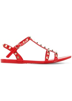Valentino 10mm Rockstud Pvc Sandals