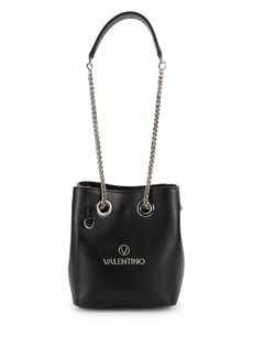 Valentino by Mario Valentino Babou Leather Bucket Bag