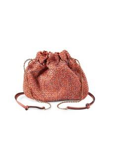 Valentino Beaded Shoulder Bag