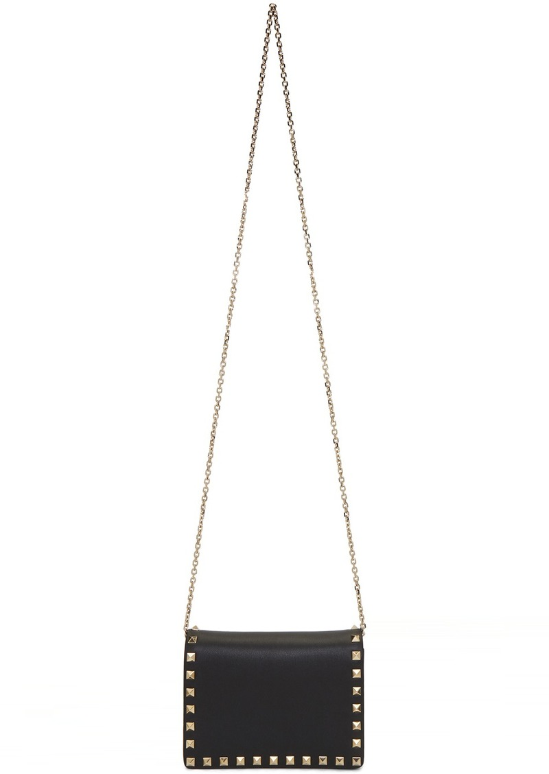 Black Valentino Garavani Mini Rockstud Bag