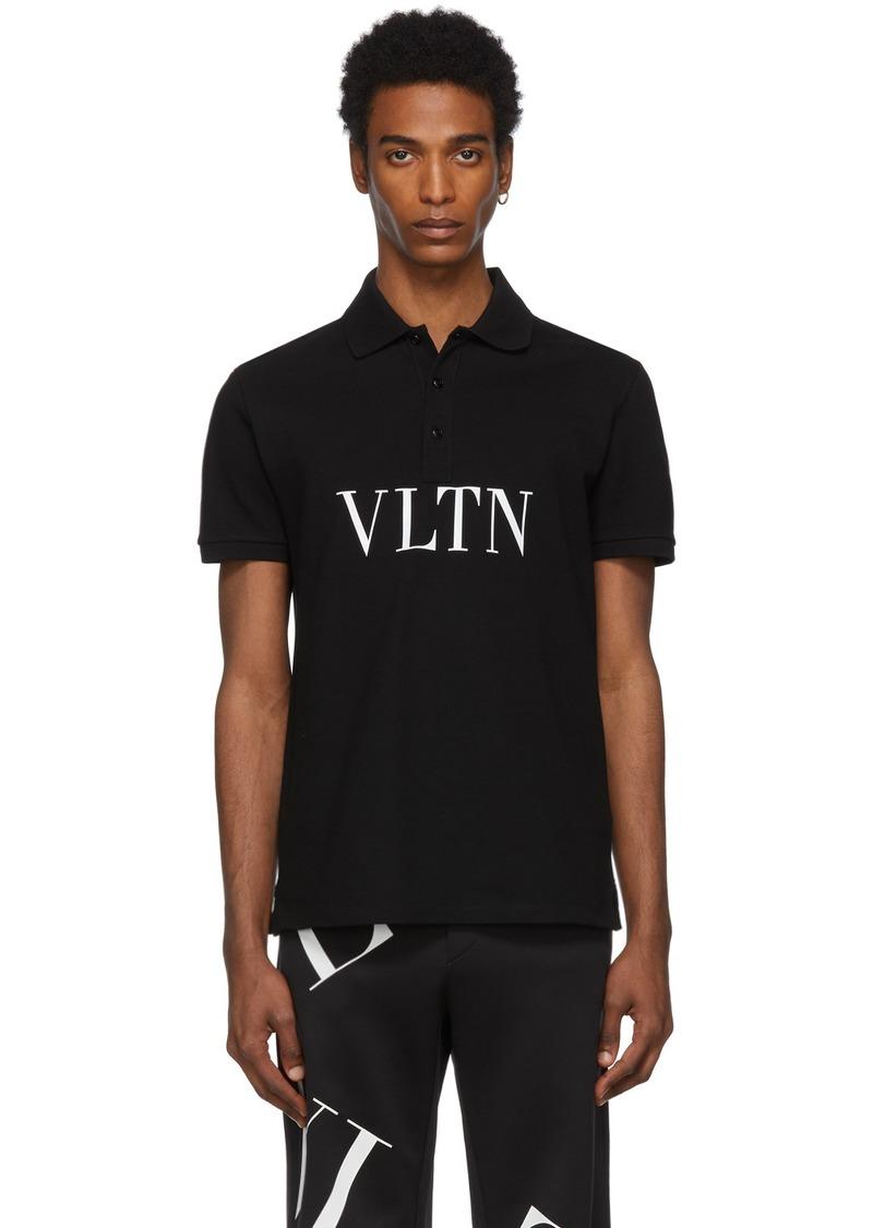 Valentino Black 'VLTN' Polo