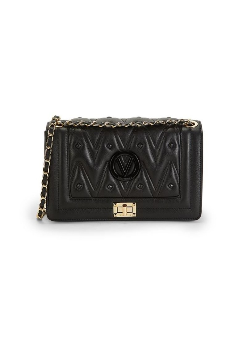 Valentino by Mario Valentino Alice D Sauvage Quilted Leather Shoulder Bag