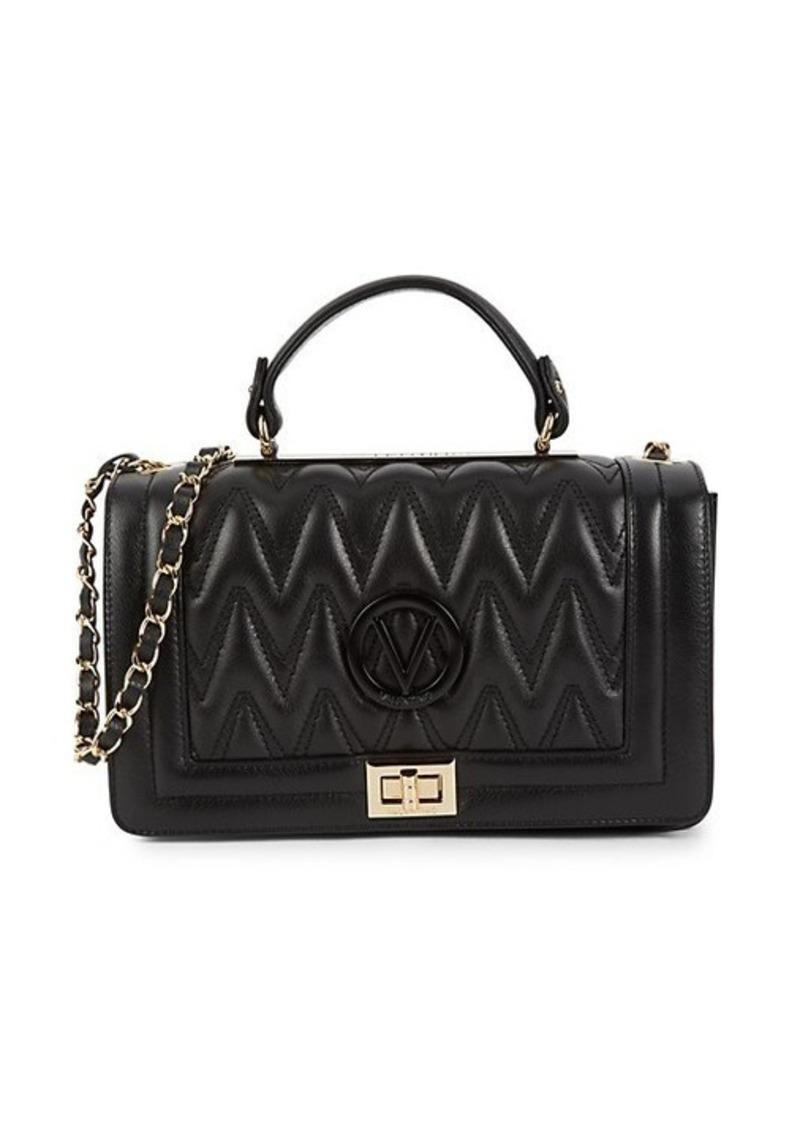 Valentino by Mario Valentino Alice Leather Shoulder Bag