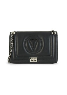 Valentino by Mario Valentino Alice Sauvage Quilted Logo Crossbody Bag