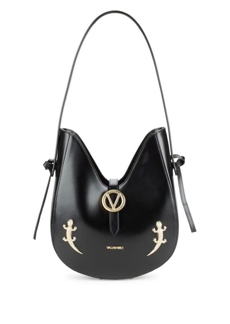 Anny Italian Leather Handbag