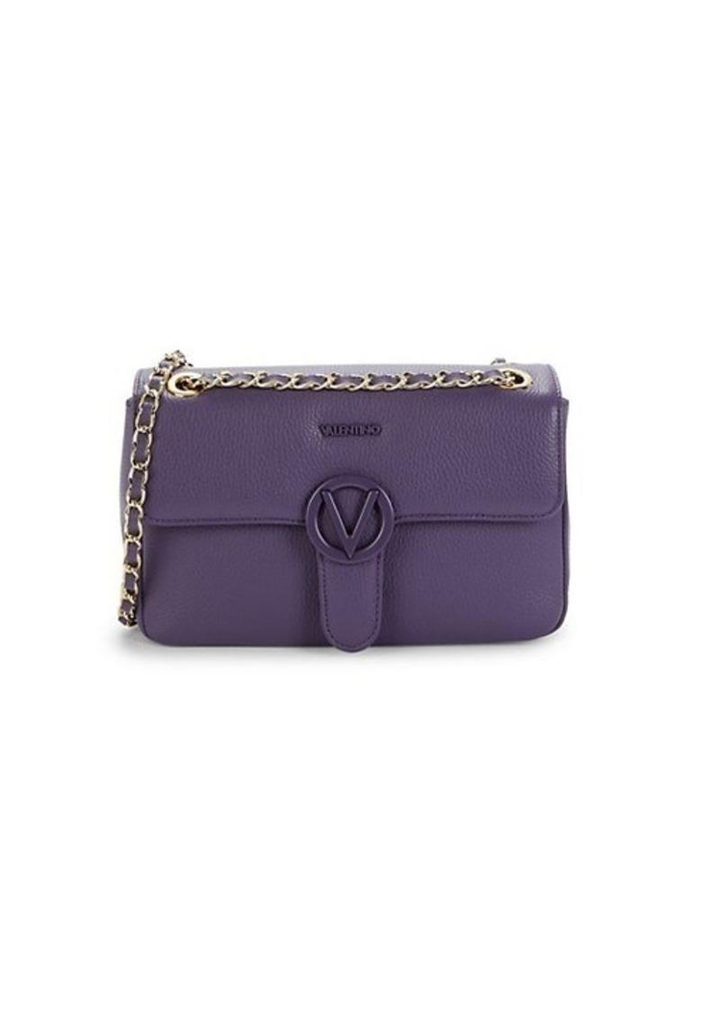 Valentino by Mario Valentino Antoinette Leather Crossbody Bag