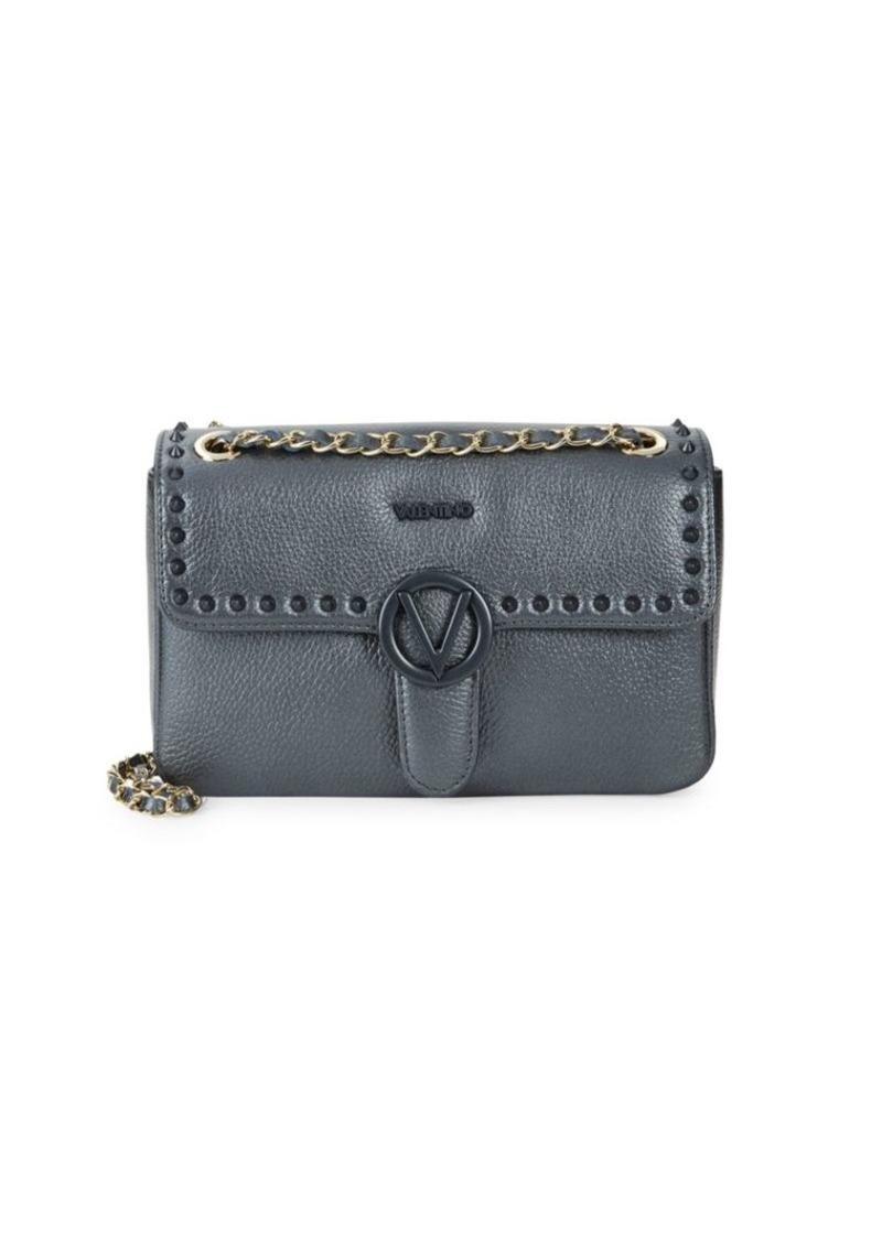 Valentino by Mario Valentino Antoinette Preciosa Studded Leather Shoulder Bag