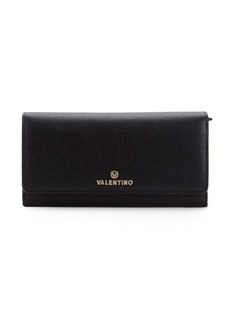 Valentino by Mario Valentino Audy Palmellato Leather Wallet
