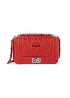 Valentino by Mario Valentino Beatriz D Sauvage Quilted Leather Crossbody