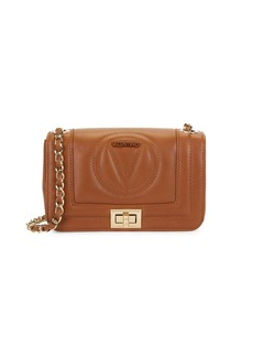 Valentino by Mario Valentino Beatriz Sauvage Quilted Leather Crossbody Bag