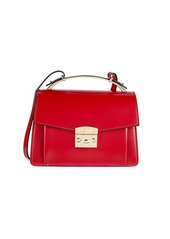 Valentino by Mario Valentino Belle Soave Leather Crossbody Bag