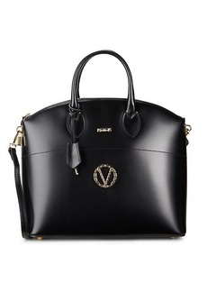 Valentino by Mario Valentino Bravia Leather Top Handle Bag