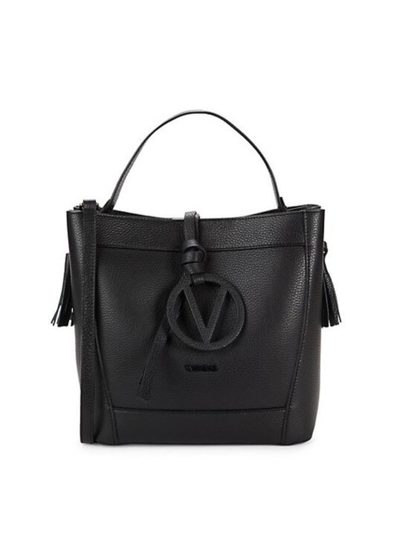 Valentino by Mario Valentino Callie Leather Crossbody Bag