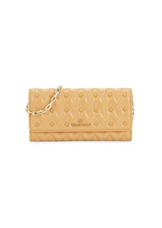 Valentino by Mario Valentino Cesare Sauvage Leather Wallet-On-Chain