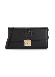Valentino by Mario Valentino Cocotte Leather Crossbody Bag